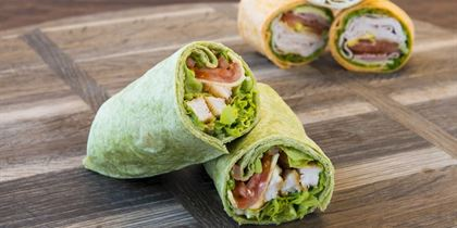 Allergen Tortilla Wrap
